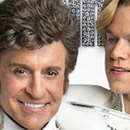 Damon et Douglas en icônes gay