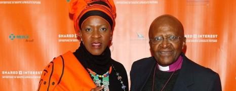 La fille de Desmond Tutu contrainte de renoncer à la prêtrise