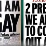 2 footballeurs anglais prêts à faire leur coming out