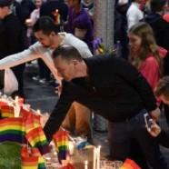 Un mémorial consacré aux victimes d'Orlando