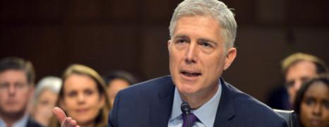 Le juge prétendant à la Cour suprême silencieux sur le mariage gay