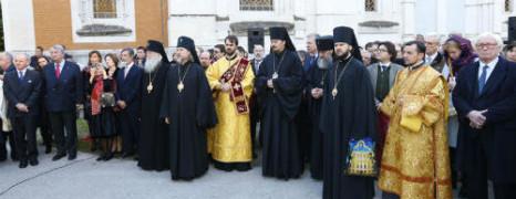 Scandale homosexuel au sein de l'Eglise orthodoxe
