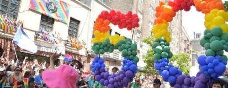 New York : Gay Pride géante pour les 50 ans de Stonewall