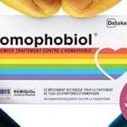 Le médicament contre l'homophobie !