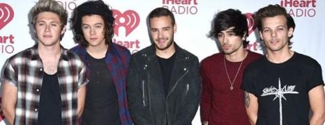 Les One Direction élus groupe de musique préféré des gays
