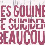 Suicide : la campagne choc de l'Inter-LGBT