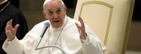 Le drôle de pardon du pape