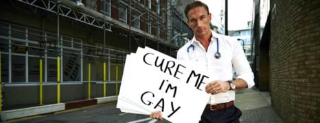 Les 1ères images de Soignez-moi, je suis gay