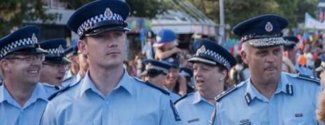 NZ : polémique après l'interdiction de policiers en uniforme à une gay pride