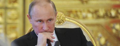 Une lettre ouverte à Poutine contre ses lois homophobes