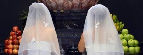 7 000 mariages gays en France en 2017