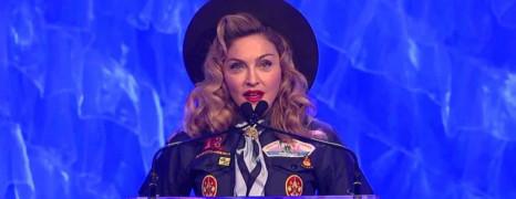 Nouvelle provocation pro-gay de Madonna