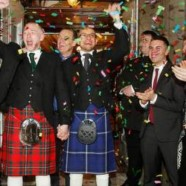 1ers mariages gay en Ecosse