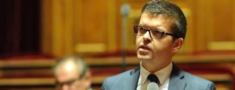 Premier mariage gay d'un sénateur français