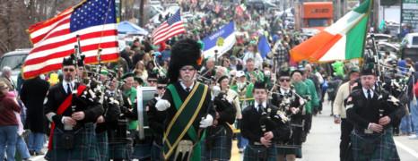 Le défilé de la St Patrick de New York gay-friendly