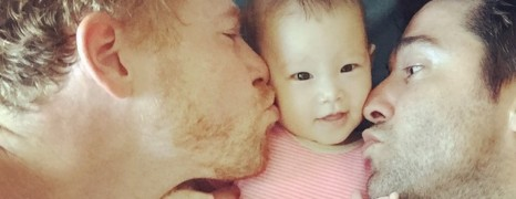 Thaïlande : le couple homo peut partir avec l'enfant adopté
