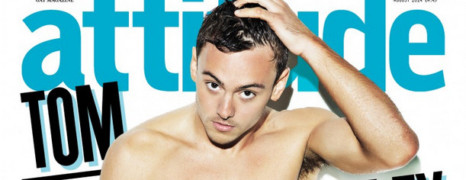 Tom Daley encore l'homme le plus sexy du monde