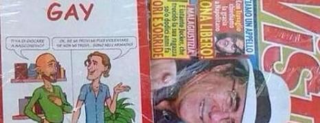 Italie : les blagues qui font scandale
