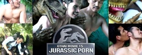Jurassic World parodié pour un porno gay thaï