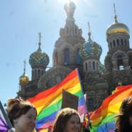 Il n'y aura pas de Gay Pride à Saint-Pétersbourg